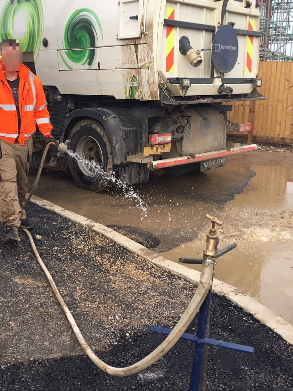 Wooldridge Plant Ltd must pay more than £6,500 for illegally connecting to roadside hydrants
