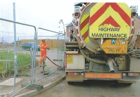 Sivyer Concrete Ltd, Liquiline Ltd, DB Cargo Ltd and Midland Tankers were all fined for illegally taking water from hydrants.