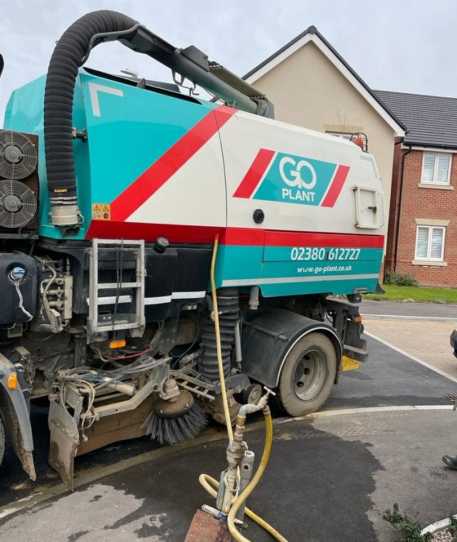 Go Plant Ltd was prosecuted for illegally tapping into Thames Water hydrants in the Thames Valley
