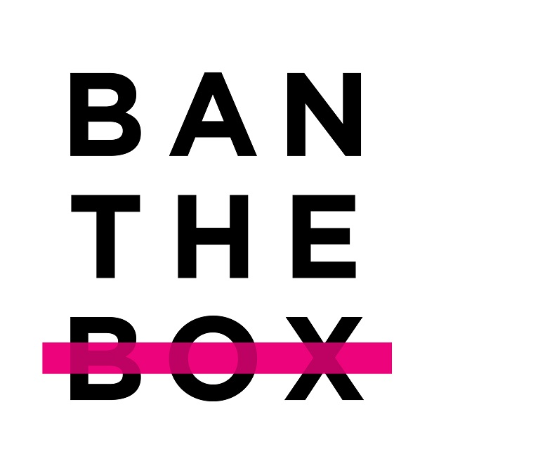 Black text which says Ban the Box