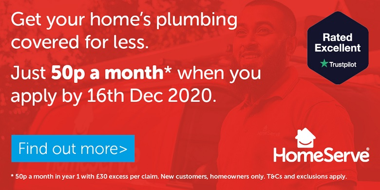 Get your plumbing covered for less